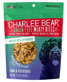 Charlee Bear MB Lamb & Blueberry 2.5 oz