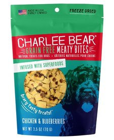 Charlee Bear MB Chkn & Blueberry 2.5 oz