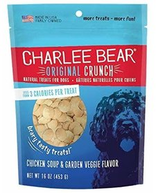 Charlee Bear Chicken Soup Treats 16 oz