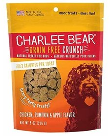 Charlee Bear Crunch GF Chicken 8oz