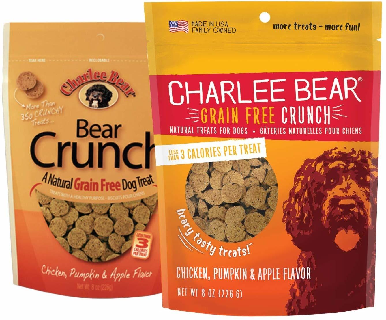 Charlee Bear Charlee Bear Crunch GF Chicken 8oz
