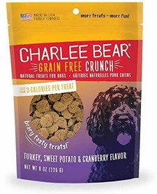 Charlee Bear Crunch GF Turkey 8 oz
