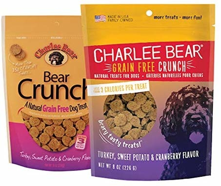 Charlee Bear Charlee Bear Crunch GF Turkey 8 oz
