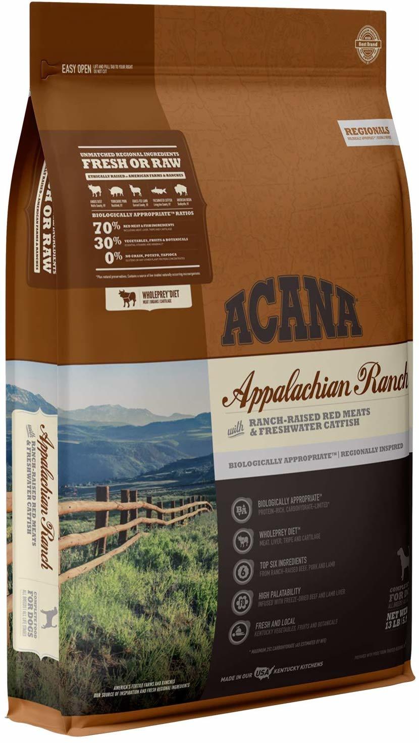 Acana (Champion) Acana Appalachian Ranch 13 lb