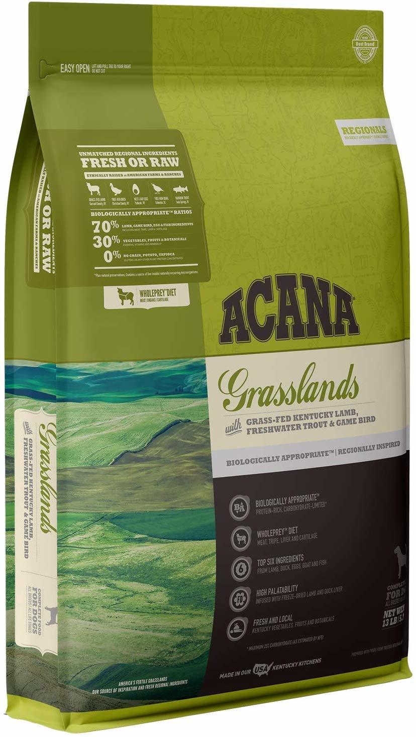 Acana (Champion) Acana Grasslands 13 lb