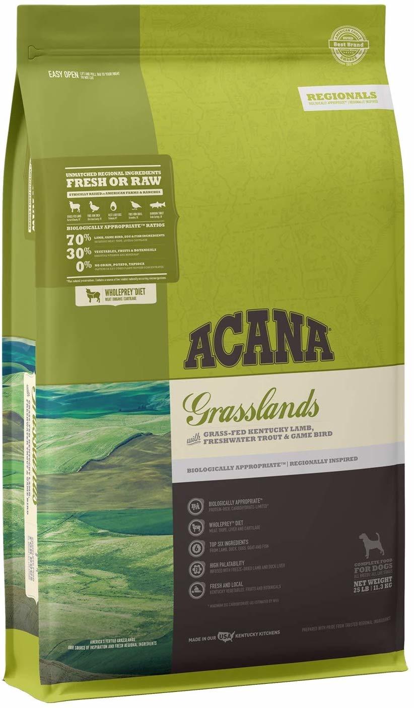 Acana (Champion) Acana Grasslands 25lb