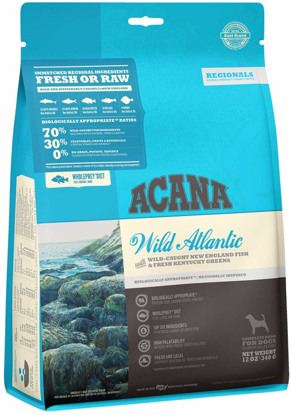 Acana (Champion) Acana Wild Atlantic 12 oz