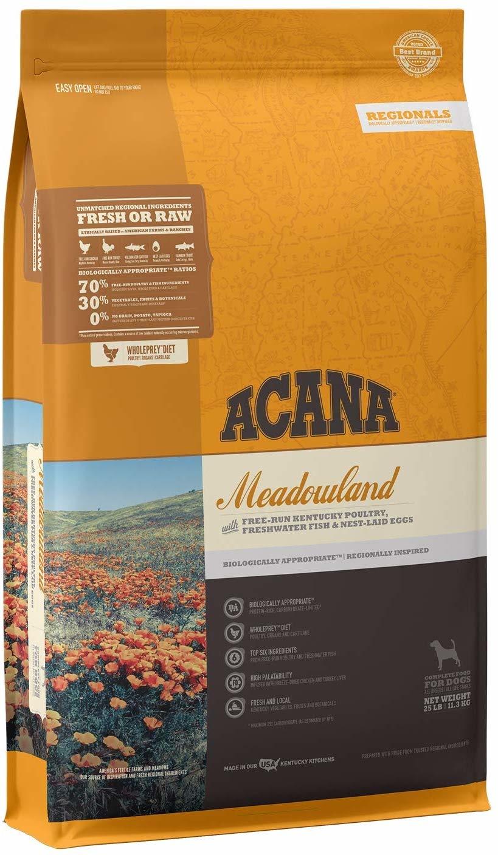 Acana (Champion) Acana Meadowland 25lb