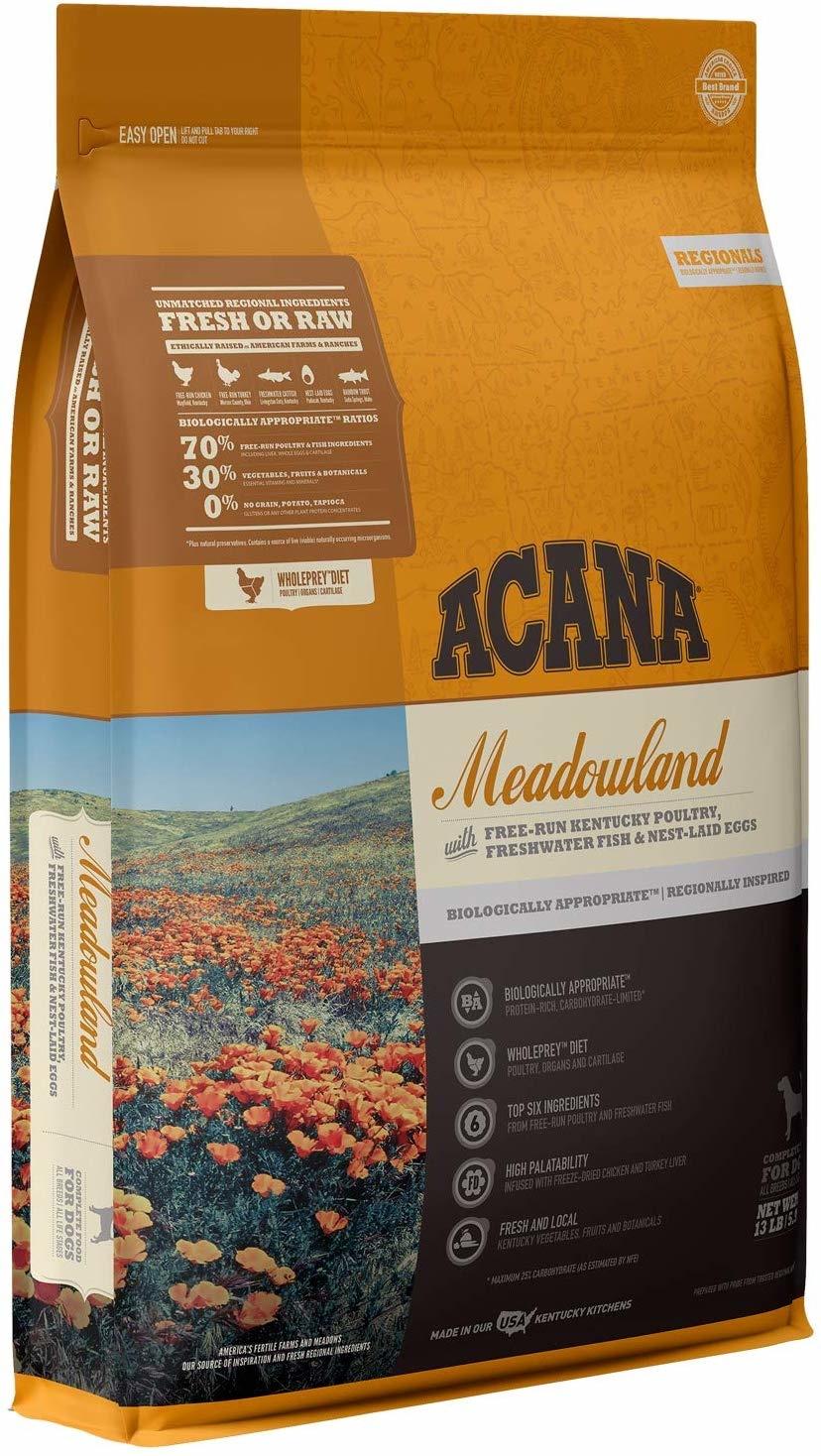 Acana (Champion) Acana Meadowland 13 lb
