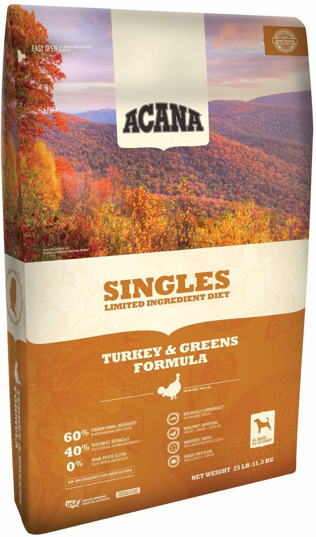 Acana (Champion) Acana Turkey & Greens 25 lb