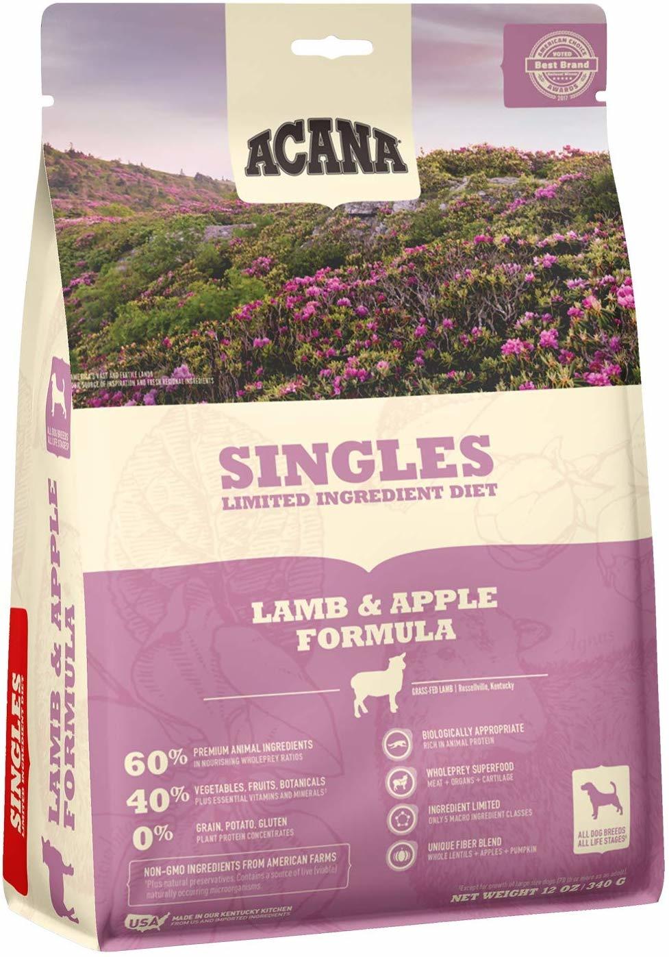 Acana (Champion) Acana Lamb & Apple 12 oz