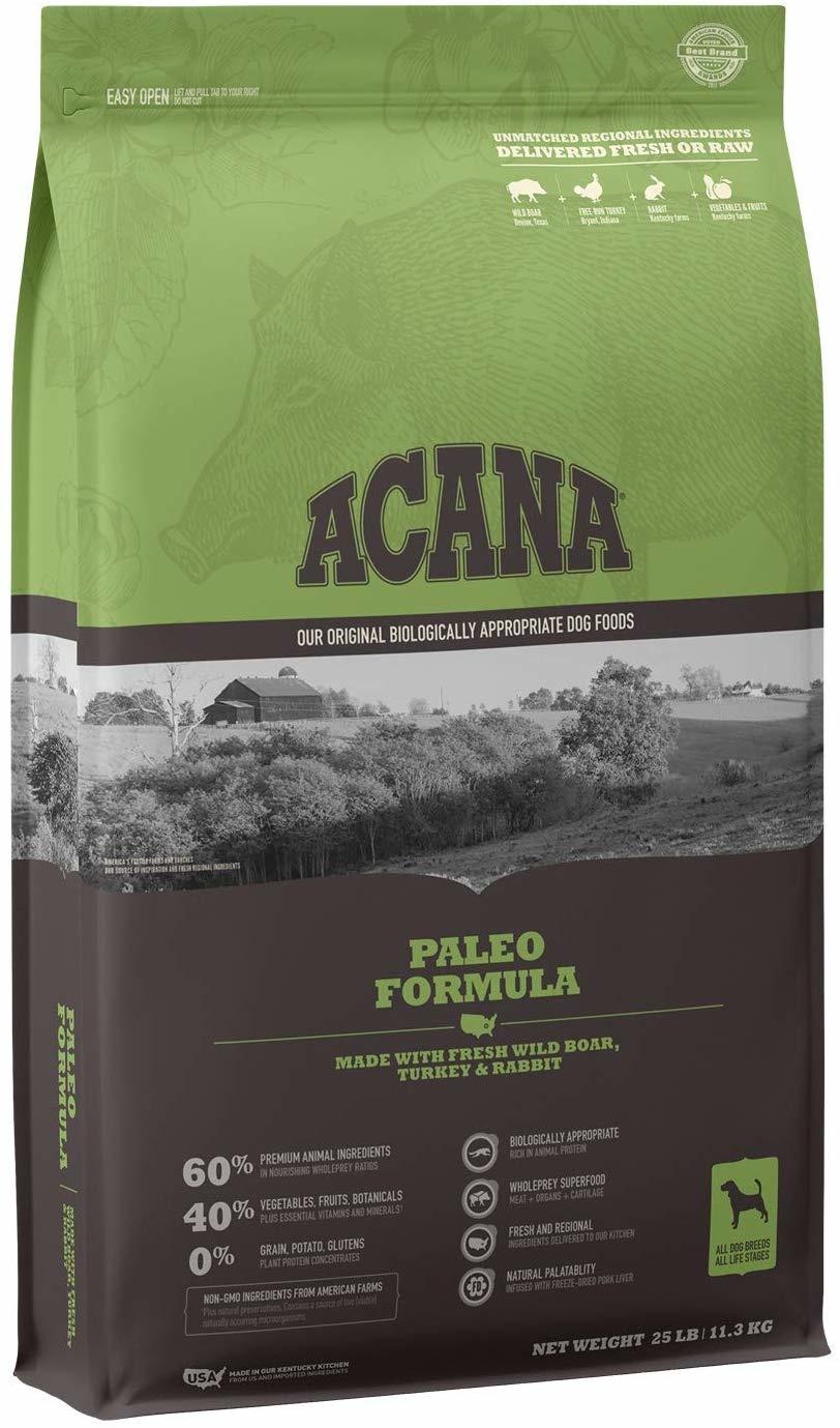 Acana (Champion) Acana Heritage Paleo 25 lb