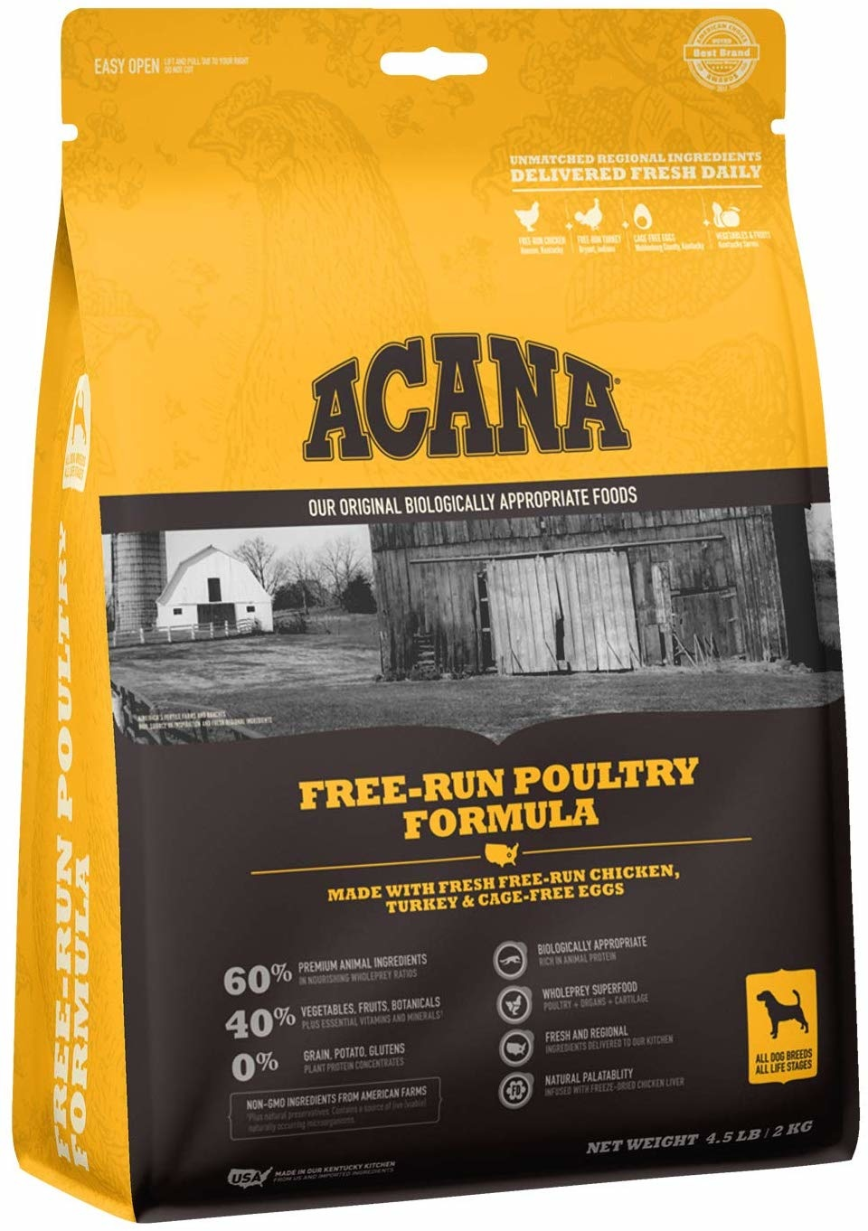 Acana (Champion) Acana Free-Run Poultry 12oz
