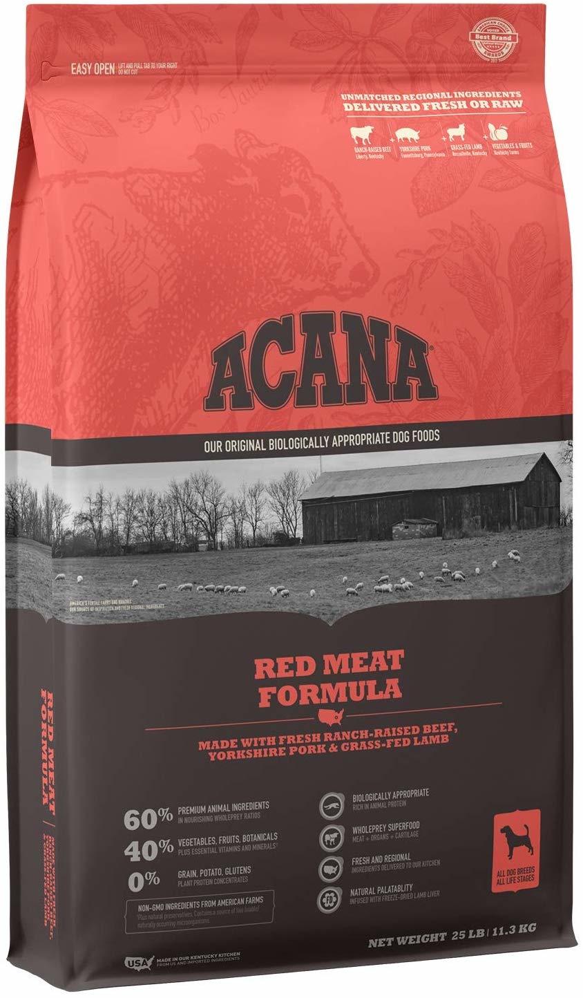 Acana (Champion) Acana Heritage Meats 25lb