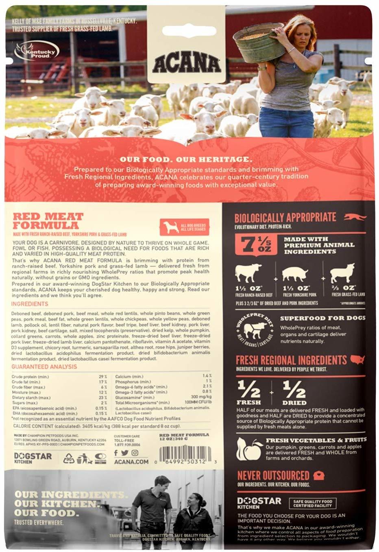 Acana (Champion) Acana Heritage Meats 12oz