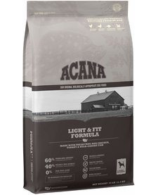 Acana Heritage Light & Fit 25 lb