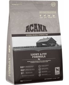 Acana Heritage Light & Fit 4.5 lb