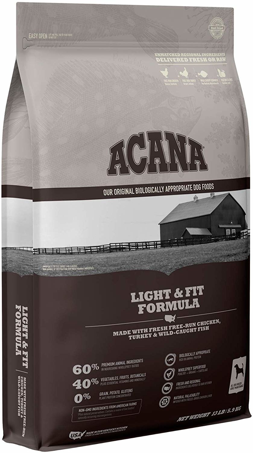 Acana (Champion) Acana Heritage Light & Fit 13 lb