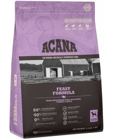 Acana Heritage Feast 4.5 lb