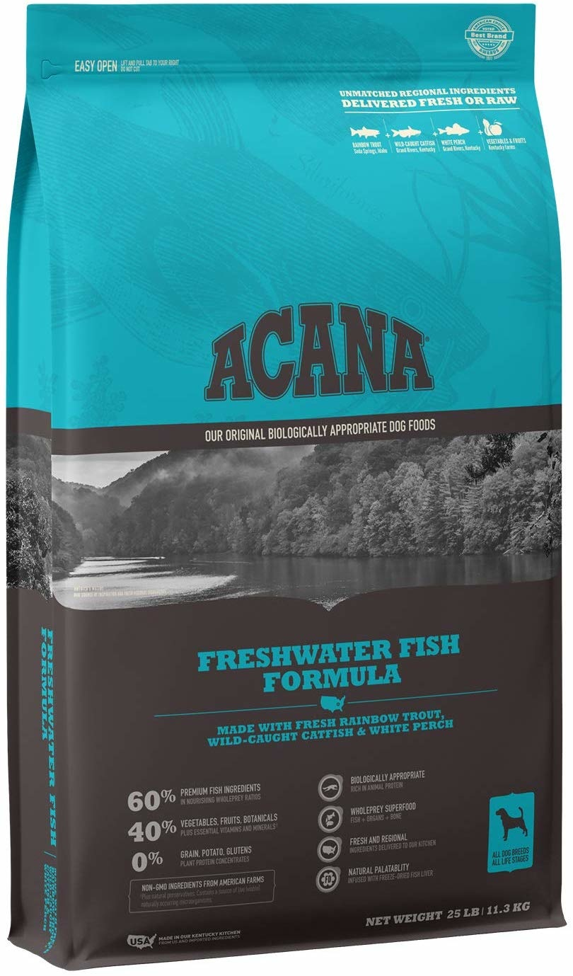 Acana (Champion) Acana Freshwater Fish 25lb