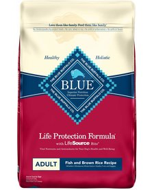 Blue Buffalo Fish & Rice 30 lb