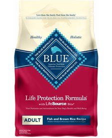 Blue Fish & Brown Rice 6 lb