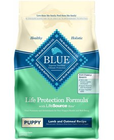 Blue Puppy Lamb & Oatmeal 6 lb