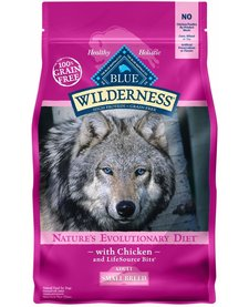 Blue Wilderness Sm Brd Chicken 4.5 lb