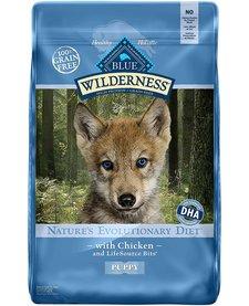 Blue Wilderness Puppy Chicken 11lb