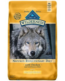 Blue Wild Healthy Weight Ckn 24lb