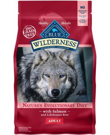 Blue Wilderness Salmon 4.5lb