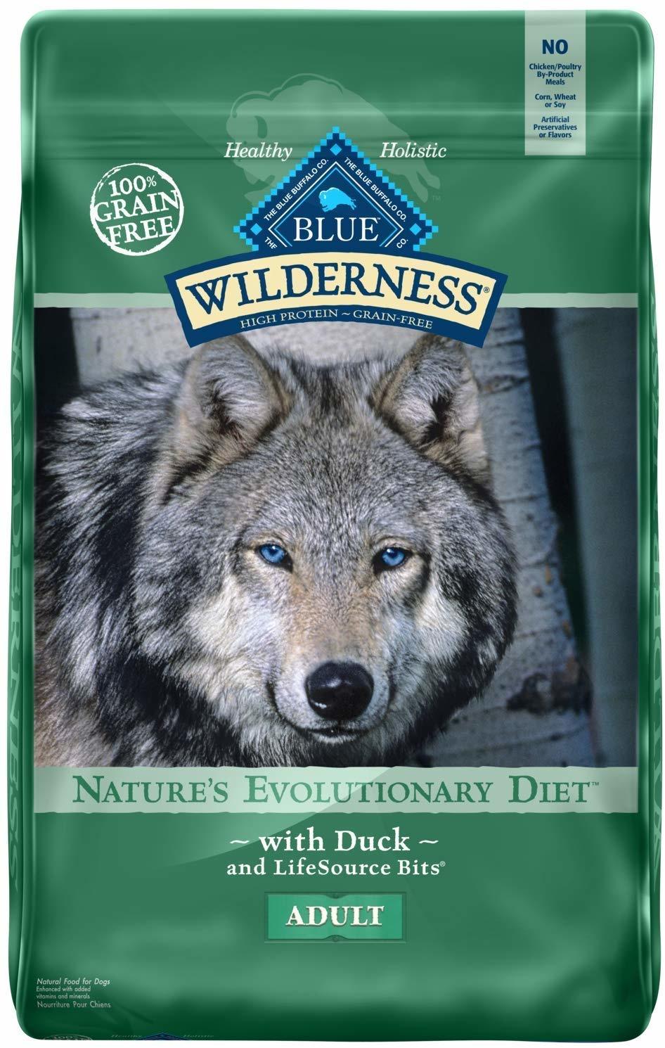 Blue Buffalo Blue Wilderness Duck 11lb