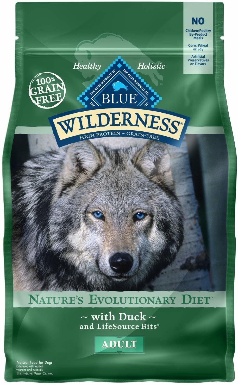 Blue Buffalo Blue Wilderness Duck 4.5 lb