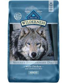 Blue Wilderness Chicken 11lb