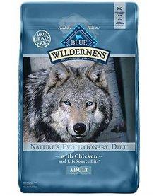 Blue Wilderness Adult Chicken 24lb
