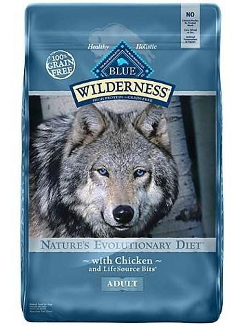 Blue Buffalo Blue Wilderness Adult Chicken 24lb