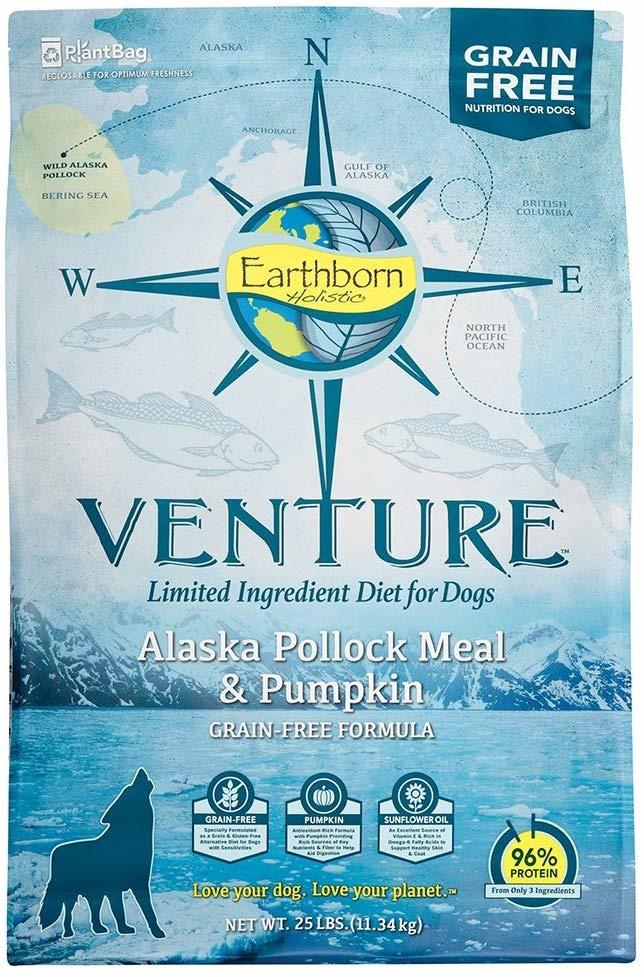 Earthborn Earthborn Venture Pollock 25 lb