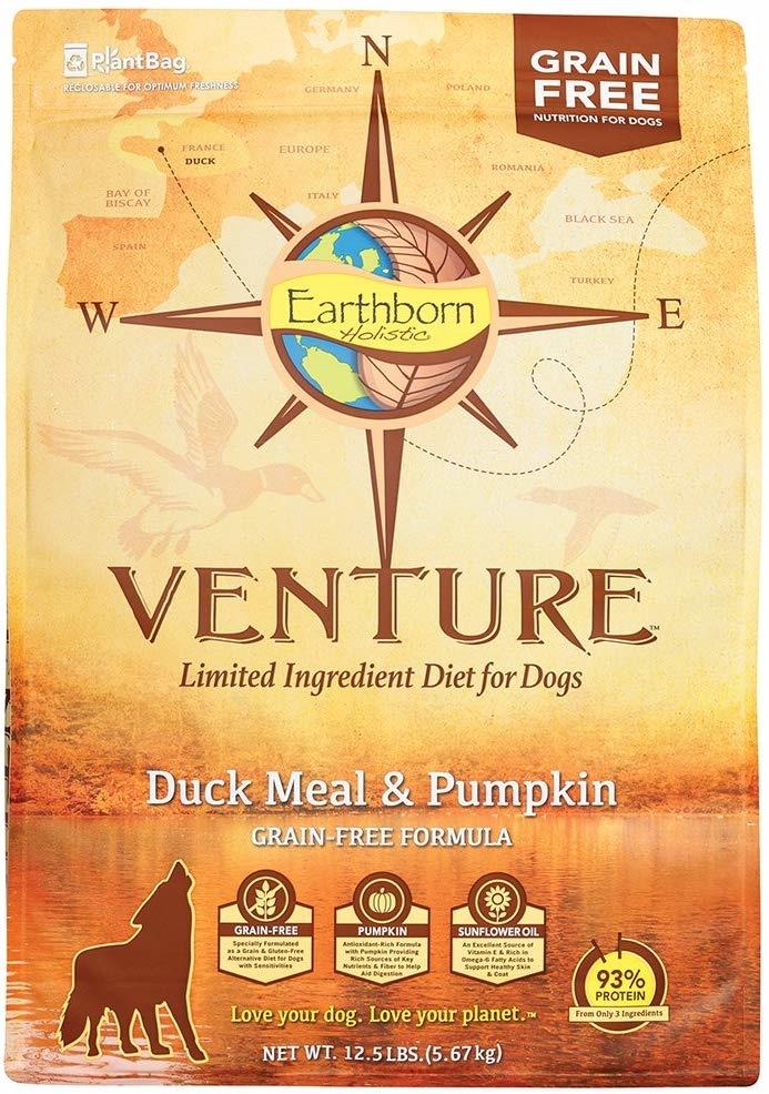 Earthborn Earthborn Venture Duck 12.5 lb