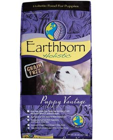 Earthborn Puppy Vantage 28lb