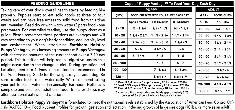 Earthborn Earthborn Puppy Vantage 14 lb