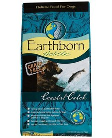 Earthborn Coastal Catch 28lb
