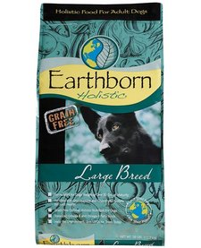 Earthborn Large Breed 28lb