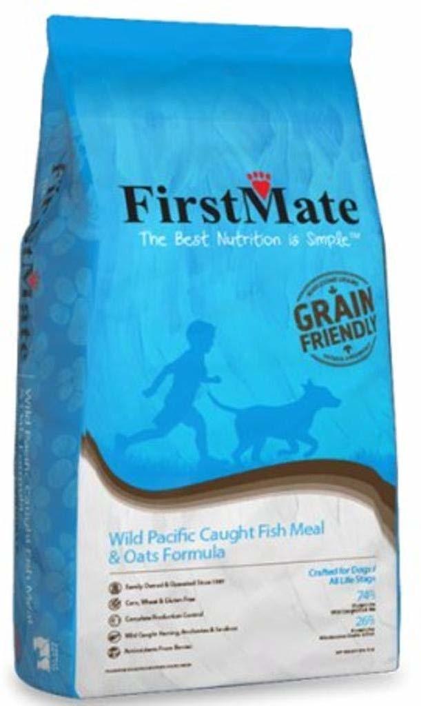 FirstMate First Mate Wild Caught Fish & Oats 5 lb