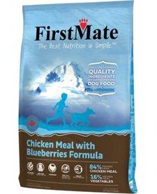 First Mate GF Chicken/Blueberry 28.6 lb