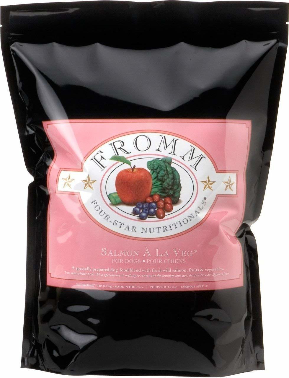 Fromm Family Foods LLC Fromm 4Star Salmon a la Veg 15 lb