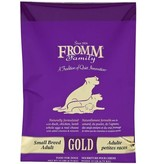 Fromm Family Foods LLC Fromm Gold Small Breed Adult 5lb