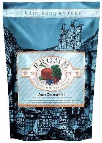 Fromm Family Foods LLC Fromm Hasen Duckenpfeffer 26lb