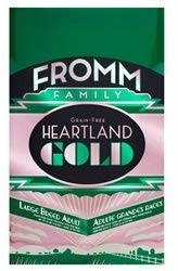 Fromm Family Foods LLC Fromm Heartland Gold Lg Brd Adult 26lb