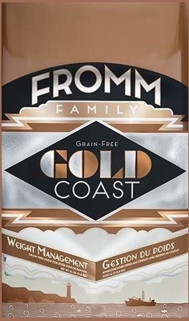 Fromm Family Foods LLC Fromm Gold Coast Weight Mgmt 26lb