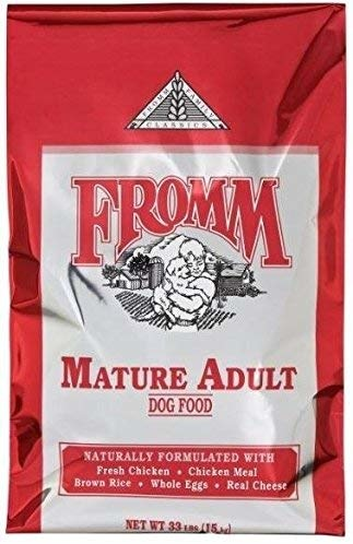 Fromm Family Foods LLC Fromm Classic Mature Adult 15lb
